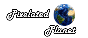 Pixelated Planet